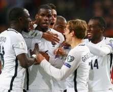 Video: Hà Lan vs Pháp