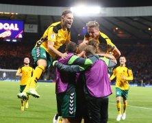Video: Lithuania vs Malta