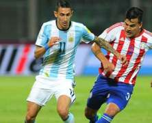 Video: Argentina vs Paraguay