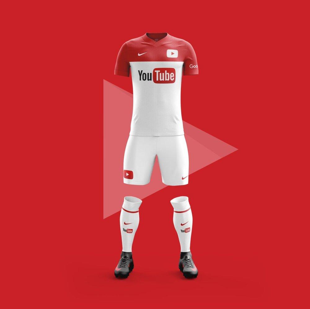 Equipo de Futbol Youtube.