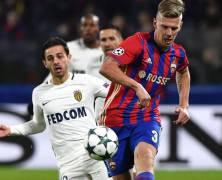 Video: CSKA Moskva vs Monaco