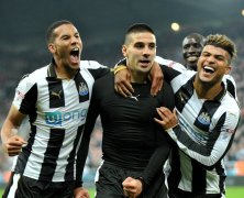 Video: Newcastle United vs Preston North End