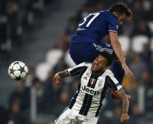 Video: Juventus vs Olympique Lyon