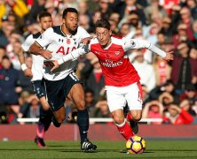 Video: Arsenal vs Tottenham Hotspur