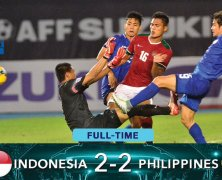 Video: Indonesia vs Philippines