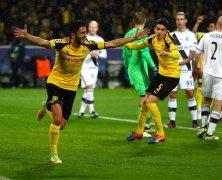 Video: Borussia Dortmund vs Legia Warszawa