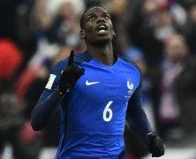 Video: Pháp vs Thụy Điển