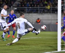 Video: Liechtenstein vs Italia