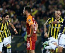 Video: Fenerbahce vs Galatasaray