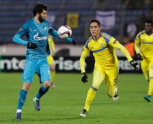 Video: Zenit vs Maccabi Tel Aviv