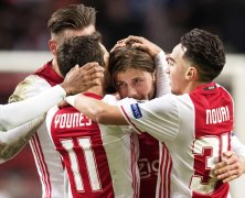 Video: Ajax vs Panathinaikos
