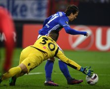 Video: Schalke 04 vs Nice