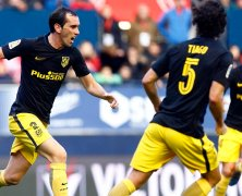 Video: Osasuna vs Atletico Madrid