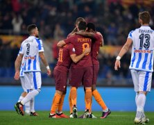 Video: AS Roma vs Pescara