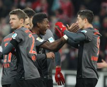 Video: Mainz 05 vs Bayern Munich