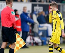 Video: Hoffenheim vs Borussia Dortmund