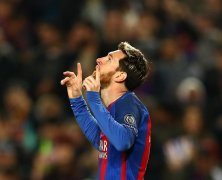 Video: Barcelona vs Borussia M gladbach
