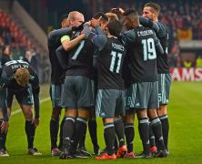 Video: Standard Liege vs Ajax
