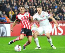 Video: Southampton vs Hapoel Be'er Sheva