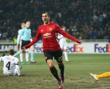Video: Zorya vs Manchester United