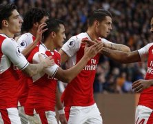 Video: Arsenal vs Stoke City