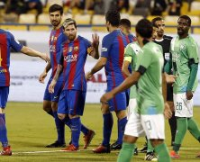 Video: Al Ahli vs Barcelona
