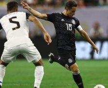 Video: Mexico vs Costa Rica