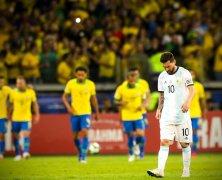 Video: Brazil vs Argentina