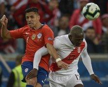 Video: Chile vs Peru