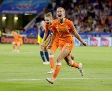 Video: Nữ Hà Lan vs Nữ Thụy Điển