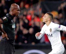 Video: Valencia vs Krasnodar