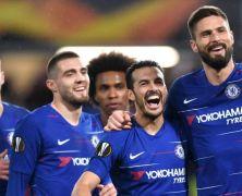 Video: Chelsea vs Dynamo Kyiv
