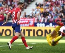 Video: Atletico Madrid vs Leganes