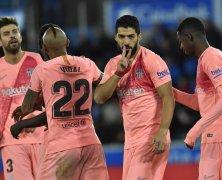 Video: Deportivo Alaves vs Barcelona