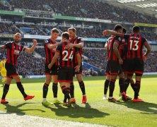 Video: Brighton & Hove Albion vs AFC Bournemouth