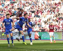 Video: West Ham United vs Leicester City