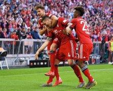 Video: Bayern Munich vs Werder Bremen