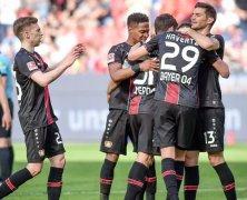 Video: Bayer Leverkusen vs Nurnberg
