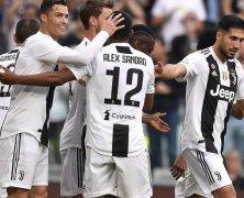 Video: Juventus vs Fiorentina