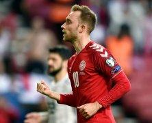 Video: Đan Mạch vs Georgia