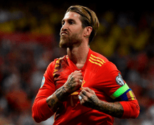 Video: Tây Ban Nha vs Thụy Điển