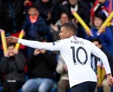 Video: Andorra vs Pháp