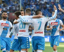 Video: Sampdoria vs Napoli