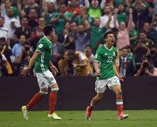 Video: Mexico vs Honduras