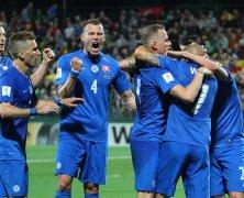 Video: Lithuania vs Slovakia