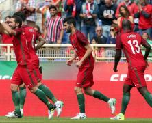 Video: Bồ Đào Nha vs Đảo Síp