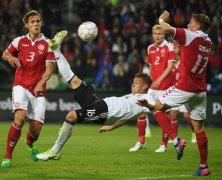 Video: Đan Mạch vs Đức