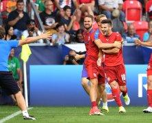 Video: U21 Czech Republic vs U21 Italia