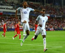 Video: U21 Anh vs U21 Ba Lan