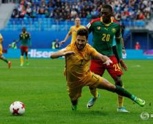 Video: Cameroon vs Australia